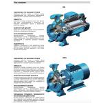 Моноблочный центробежный насос Calpeda NM/NMS-100