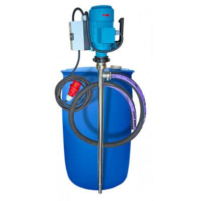 Бочковой комплект Gruen PD500-SB-DS 20.1 для жидкости до 3000 мПа