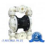 Мембранный пневматический насос MK50-PP