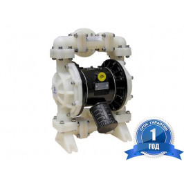 Мембранный пневматический насос MK25-PP