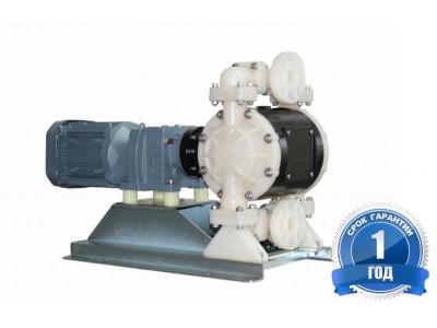 Мембранный электрический насос MK25AL-PP/HY/HY/PP-E
