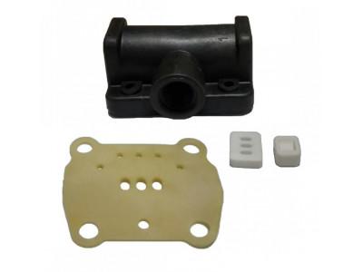 Ремкомплект пневмодвигателя для насосов Jofee MK25PP-MK40PP-MK50PP