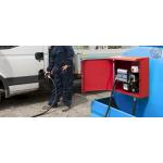 Мобильная минизаправка для дизельного топлива Armadillo