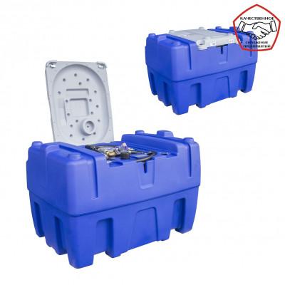 Мобильная минизаправка для диз топлива TECH TANK 440