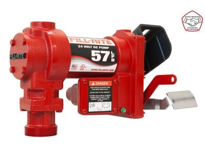 Электрический насос для перекачки бензина Fill-Rite FR 1205 GE 12В