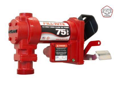 Электрический насос для перекачки бензина Fill-Rite FR 4205 GE 12В