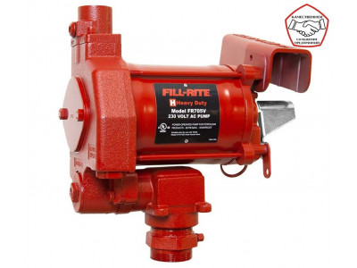 Бочковой насос для перекачки бензина Fill-Rite FR 705 VE