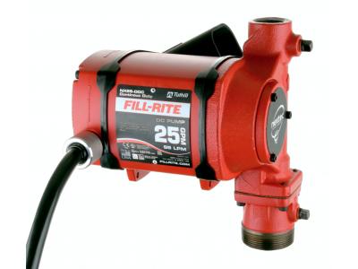 Бочковой насос для перекачки бензина Fill-Rite NX 3205 E 12V-24V